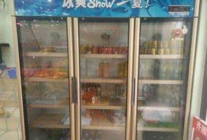 天津冰箱冷柜回收 饭店厨房设备回收