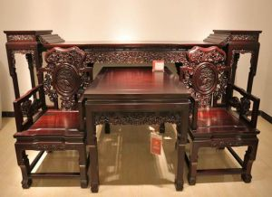 天津专业回收红木家具